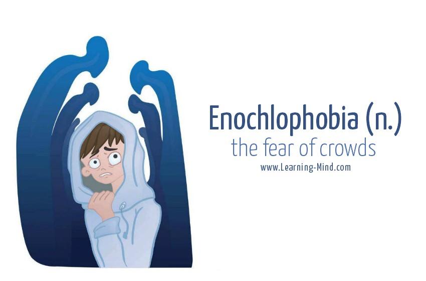 Enochlophobia Fear of Crowds