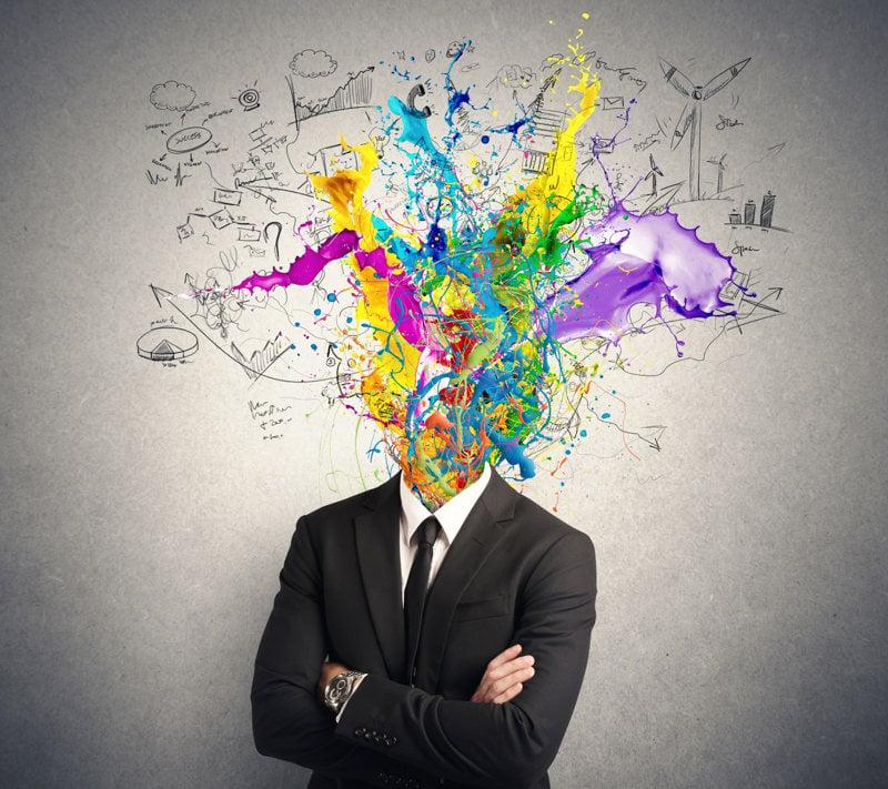 diffuse thinking