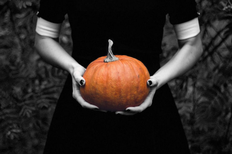 The True Meaning of Halloween and How to Tune into Its Spiritual Energy