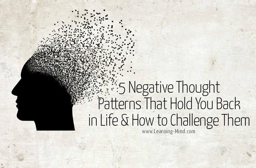 Negative Thought Patterns