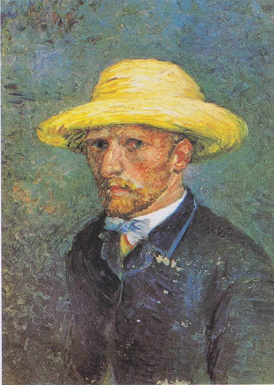 Portrait of Theo van Gogh