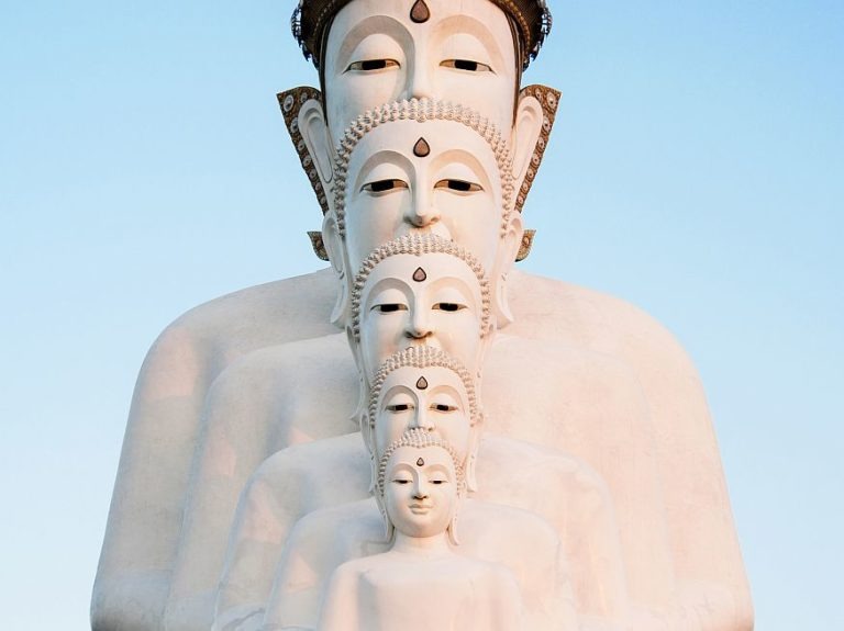 The Five Buddha Families and How They Can Help You Understand Yourself