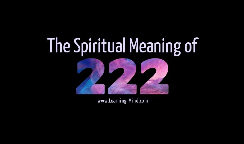 spiritual meaning of 222