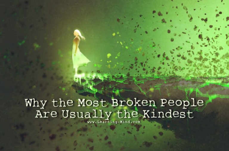 Why the Most Broken People Are Usually the Kindest