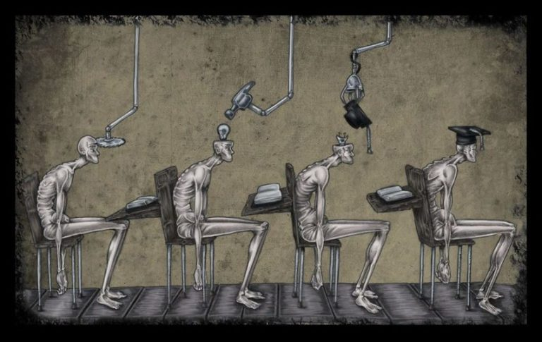 The Raw Reality of Today's Society in Eye-Opening Illustrations