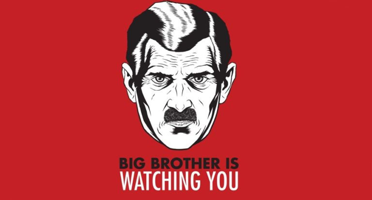 5 George Orwell's 1984 Quotes That Ring a Bell in Society Today