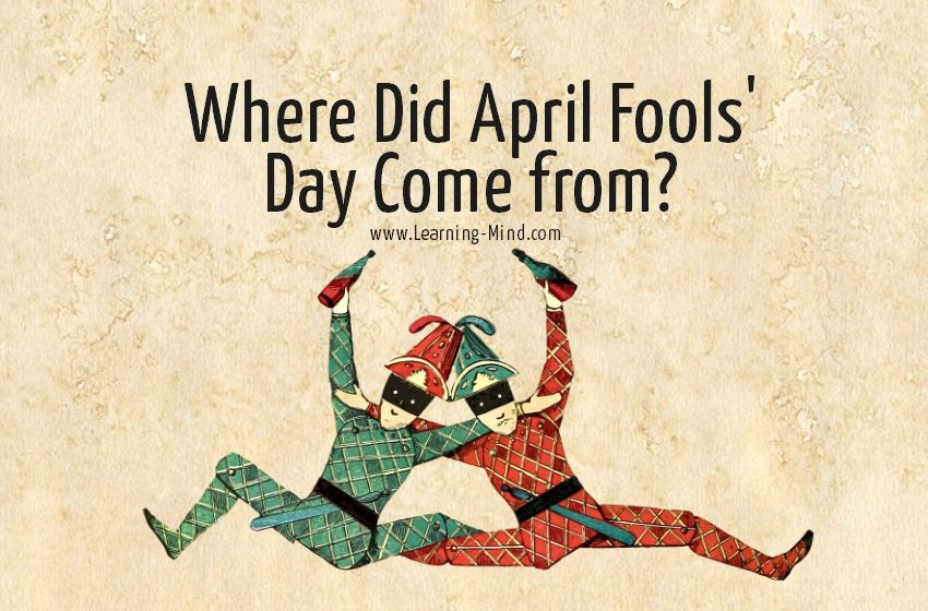 History of April Fools Day