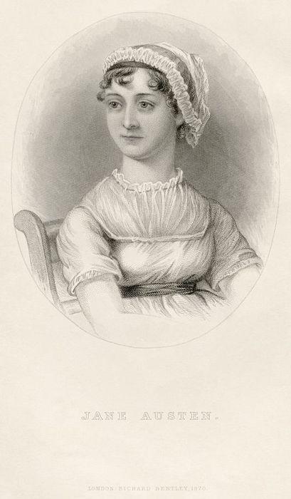 Jane Austen intp