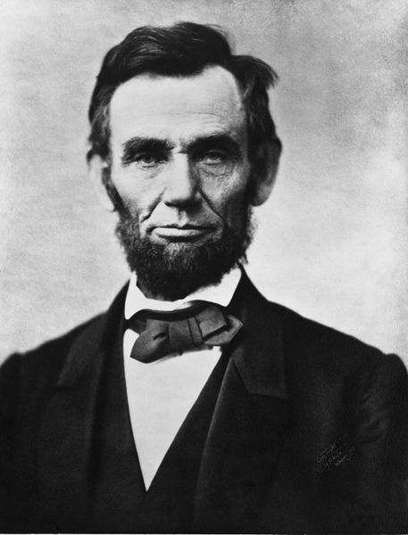 abraham lincoln famous intp personality