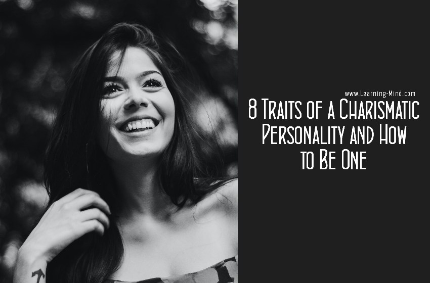 charismatic personality traits