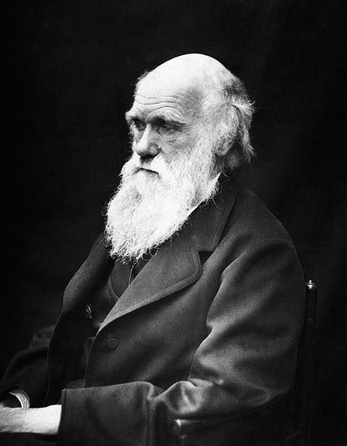 Charles Darwin famous intps