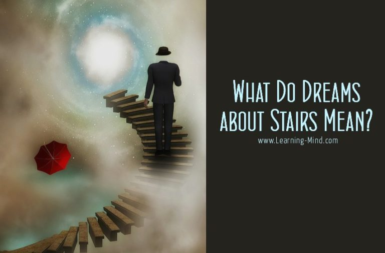 What Do Dreams about Stairs Mean? 5 Different Scenarios