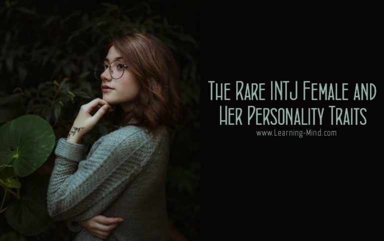 The Rare INTJ Female and Her Personality Traits