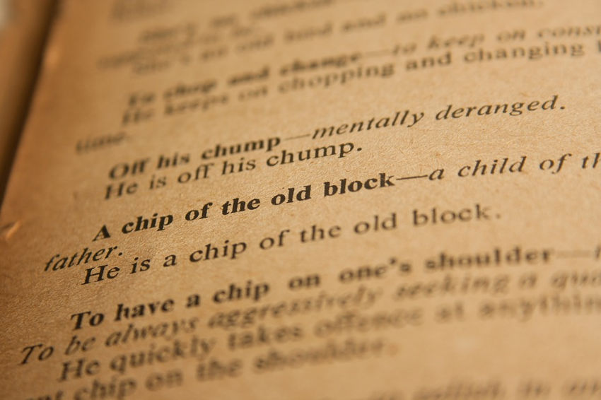 12 Interesting Word Origins You Had No Idea about