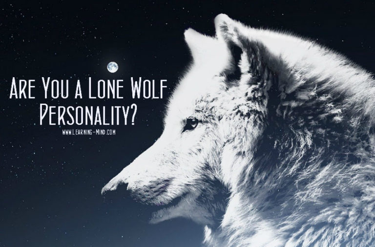 8 Powerful Traits of a Lone Wolf Personality & a Free Test