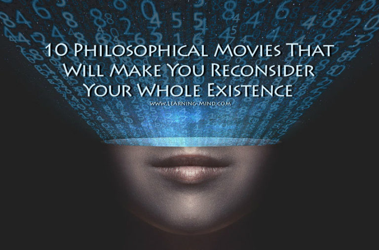 10 of the Deepest Philosophical Movies of All Time