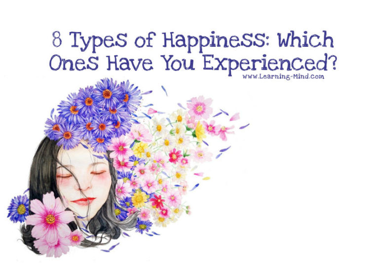 8 Types of Happiness: Which Ones Have You Experienced?