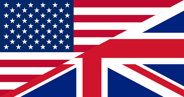 British English vs American English: 16 Curious Word Differences