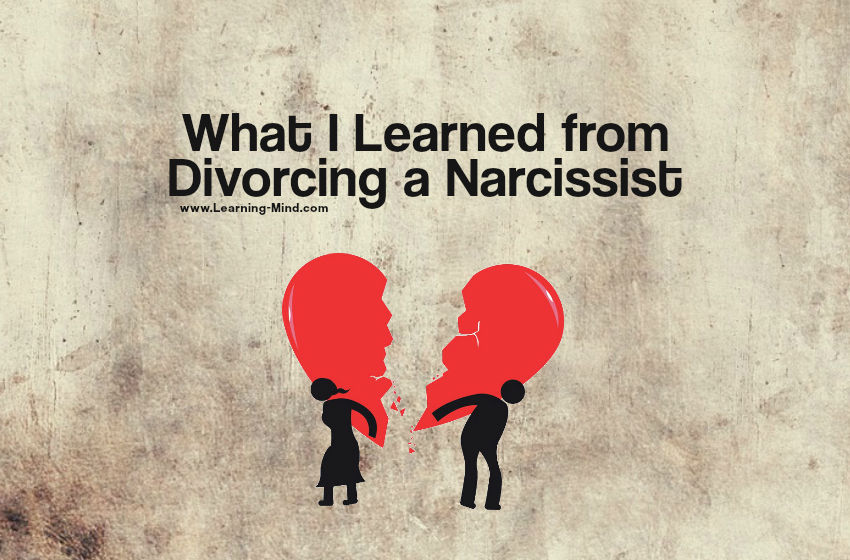 What I Learned from Divorcing a Narcissist: 6 Tips