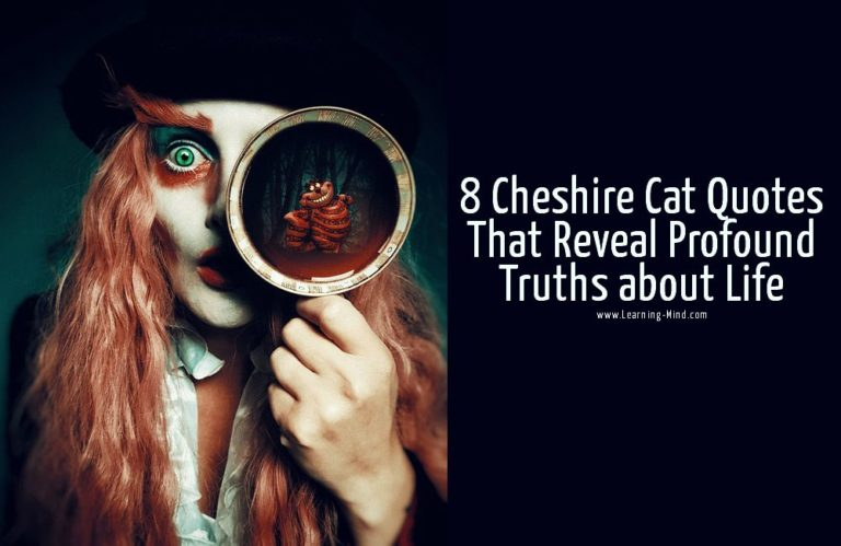 8 Cheshire Cat Quotes That Reveal Profound Truths about Life