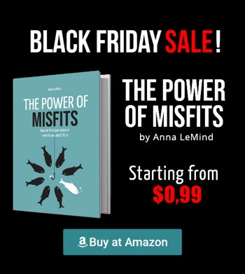 the power of misfits black friday