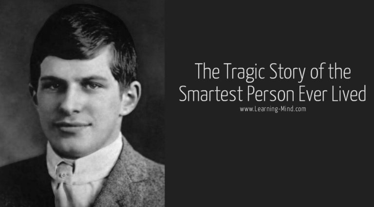 William James Sidis: the Tragic Story of the Smartest Person Ever Lived