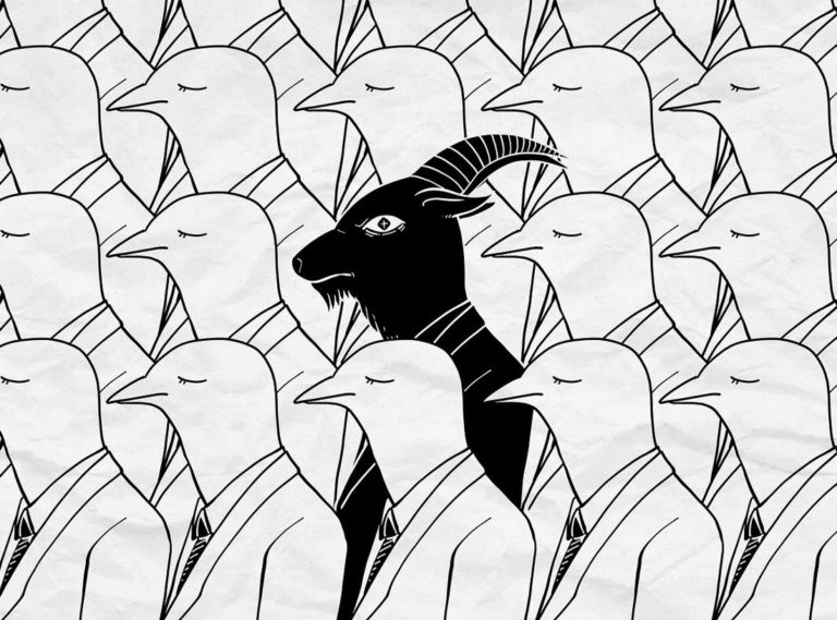 How It Feels to Be the Black Sheep of the Family & How to Cope