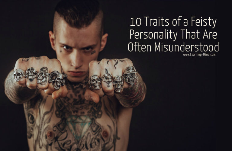 10 Traits of a Feisty Personality People Often Misunderstand