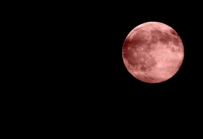 Special Pink Supermoon Will Brighten the Sky This Monday!