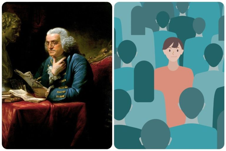 How to Make People Like You, According to Benjamin Franklin