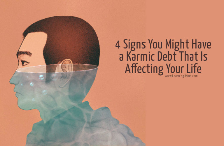 What Is Karmic Debt? 4 Signs It Might Be Affecting Your Life